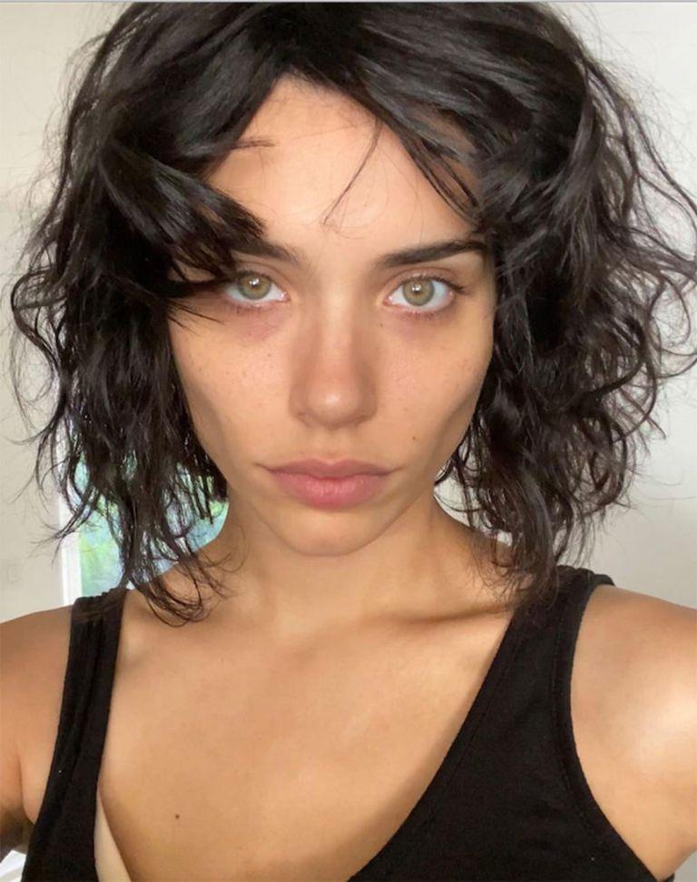 La foto que eliminó Eva De Dominici de su Instagram, donde compartía su nuevo look
