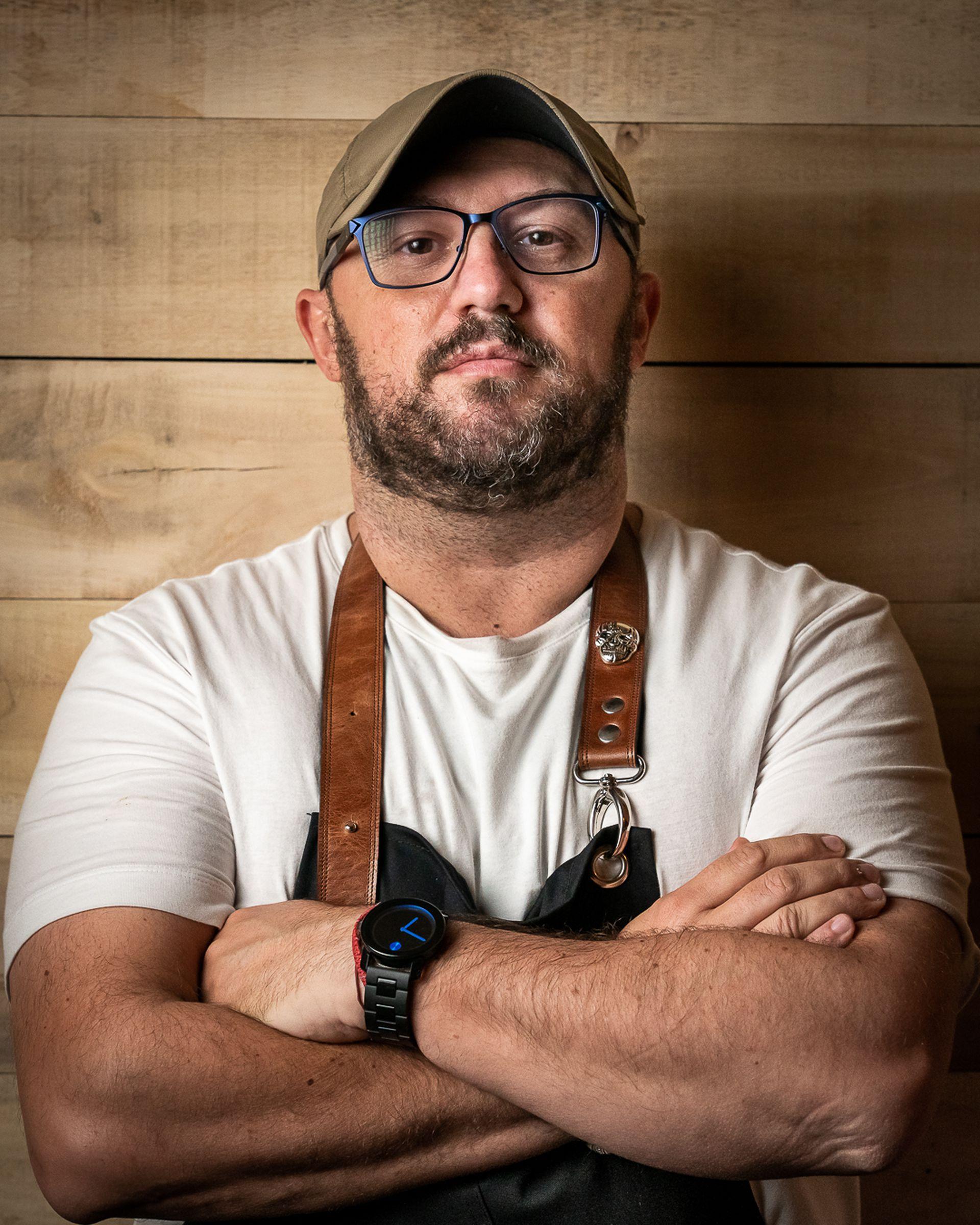 Dante Liporace, creador de Mercado de Liniers