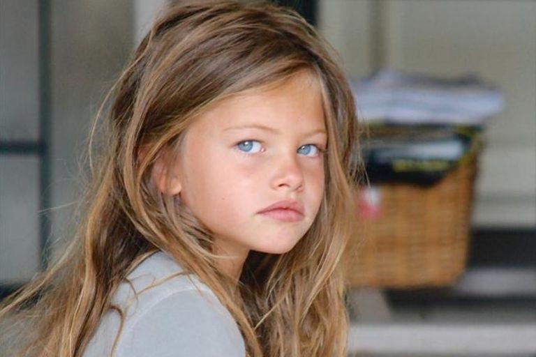 """De pequeña, fue elegida """"la niña más bella del mundo"""": de grande, vive una pesadilla"""
