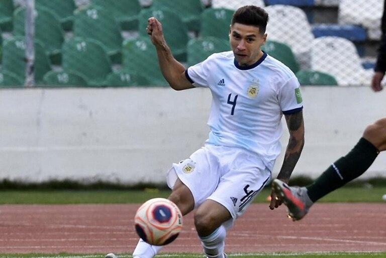 El 26 y el 30 de marzo la Argentina se medirá con Uruguay y Brasil, por las eliminatorias para el Mundial Qatar 2022; hay escasas posibilidades de que Lionel Scaloni pueda contar con Montiel para los clásicos sudamericanos.