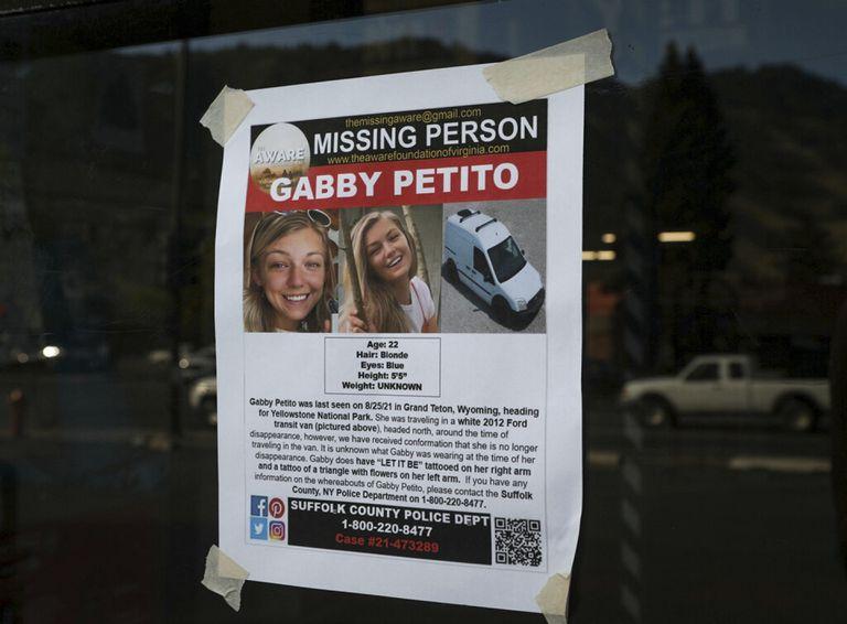 Quién era Gabby Petito, la joven viajera desaparecida que conmocionó a EE.UU.