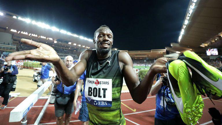 Bolt se despedirá de los 100 metros el sábado 5 de agosto