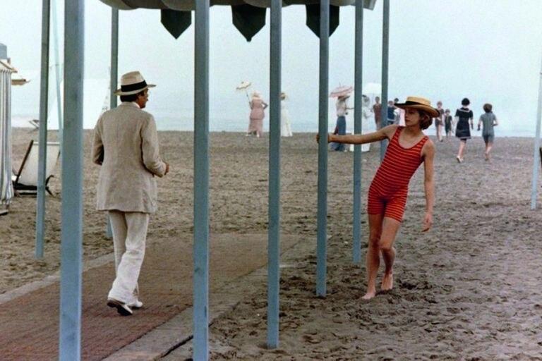 Muerte en Venecia de  Luchino Visconti. 1971