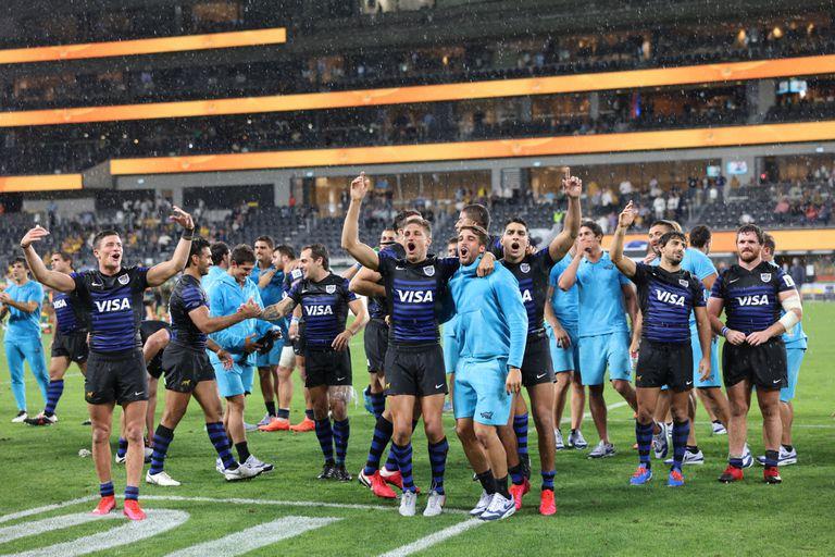 Empataron Los Pumas: cómo quedaron las posiciones finales del Tri-Nations