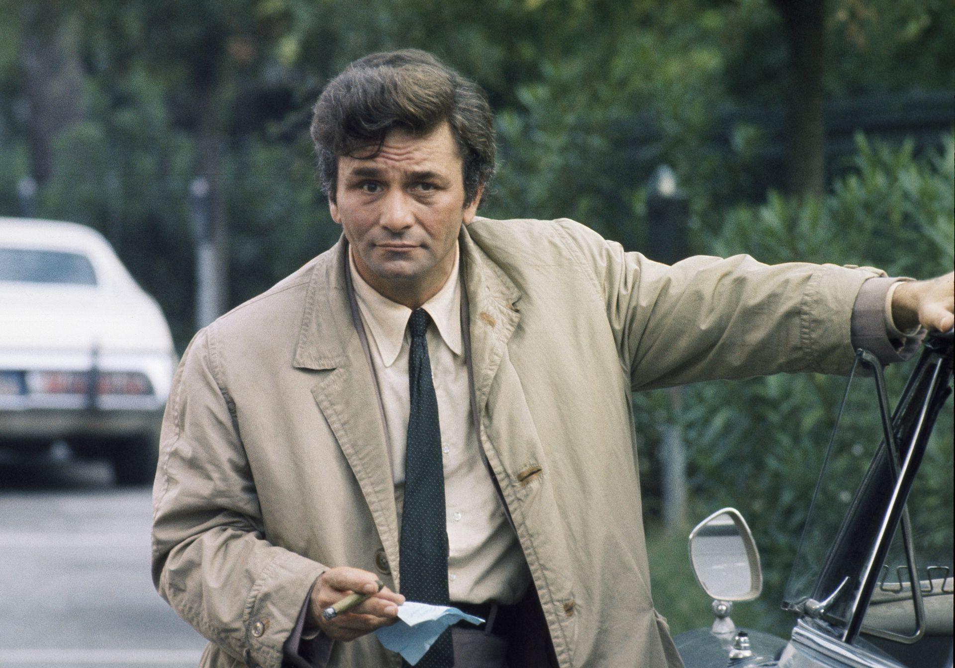 Columbo, el personaje interpretado por Peter Falk que recorrió buena parte del mundo