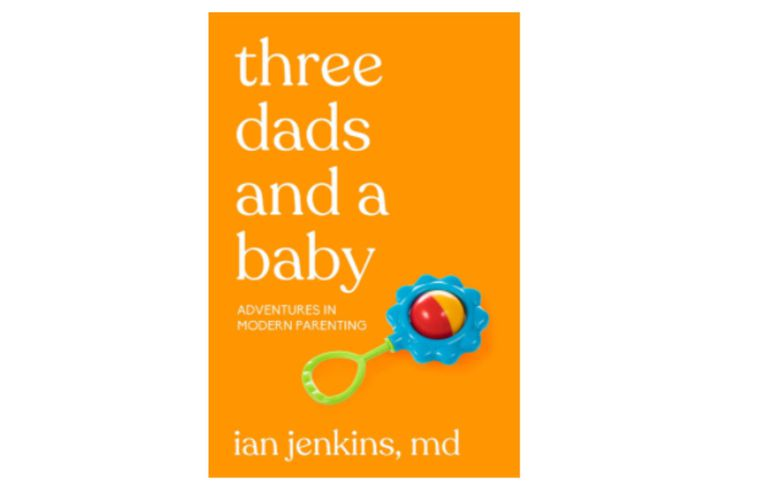 El hito legal sucedió en 2017. Uno de los miembros de la trieja contó las memorias de la paternidad de tres en un libro recién publicado