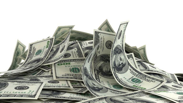 El dólar baja por segunda rueda consecutiva
