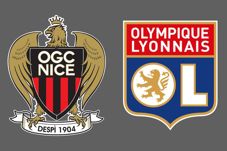 Niza venció por 3-2 a Lyon como local en la Ligue 1 de Francia