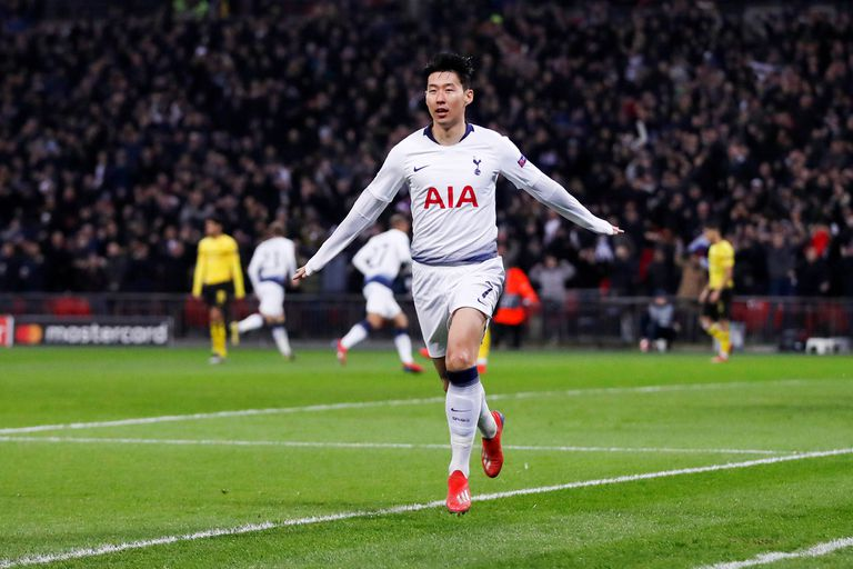 Champions League: el Tottenham de Pochettino goleó a Borussia Dortmund por 3-0