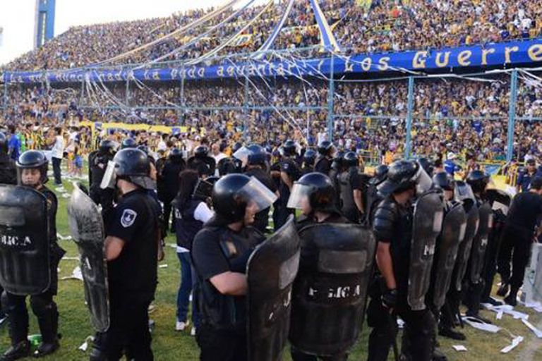 Mil policías para custodiar el clásico rosarino