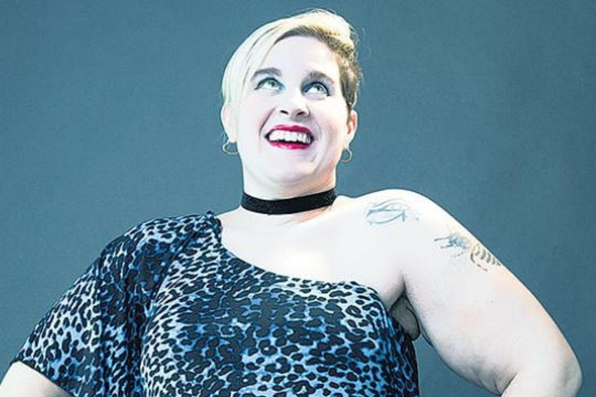 Lux Moreno: habla acerca de la gordura en la era del espectáculo