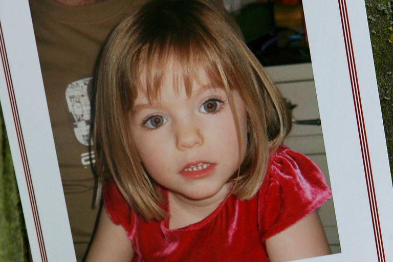 Madeleine McCann desapareció en Portugal