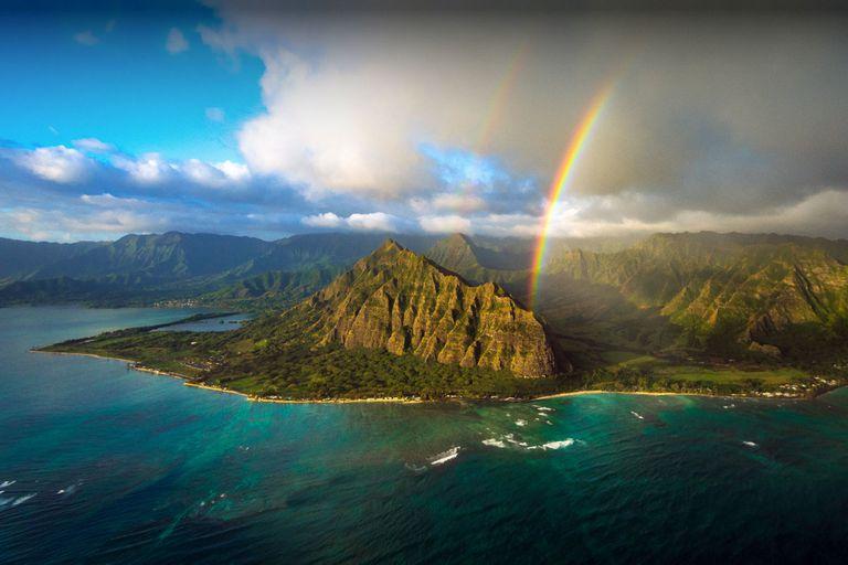 Hawaii (con un valor de 550 dólares aproximados) aparece como una oportunidad ya que los pasajes están en los valores más bajos de los últimos cuatro años