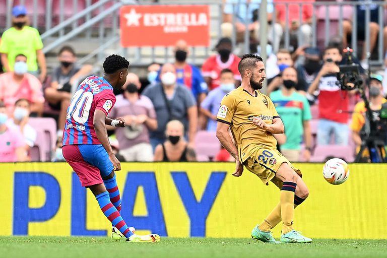 El heredero de Messi que llegó desde Guinea-Bisáu e hizo explotar de emoción a Barcelona