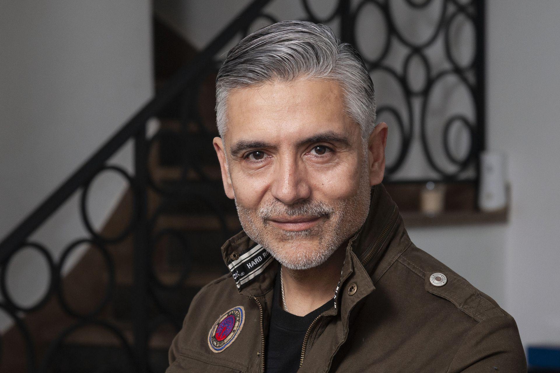 Entrevista con el periodista Hugo Macchiavelli