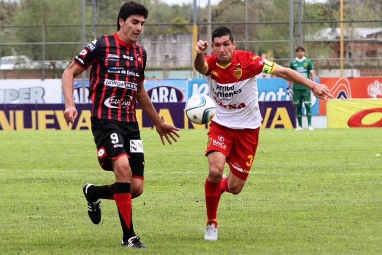 Patronato y Boca Unidos empataron en Corrientes