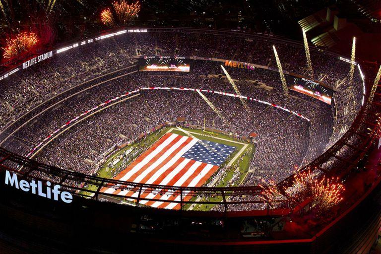 El US. Bank Stadium de Minneapolis donde se realizará el famoso evento deportivo