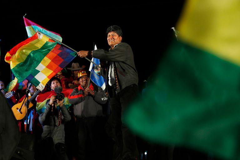 Bolivia, ante las señales de un fin de ciclo