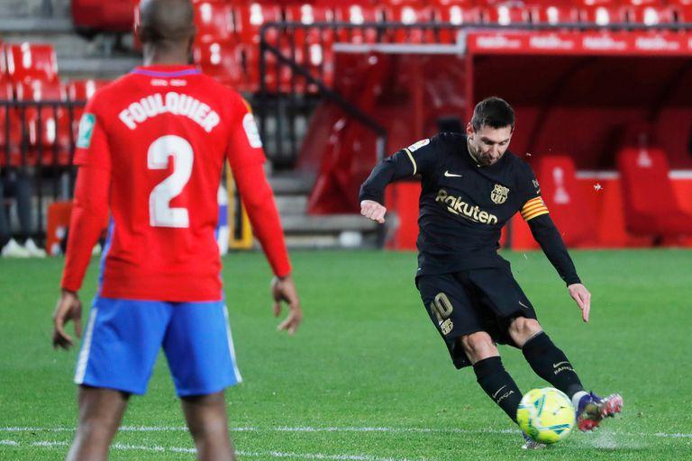 La ironía de Martín Liberman por los goles de Lionel Messi ante Granada