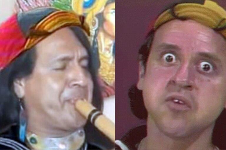 El doble de Quico: un artista peruano es furor en las redes por su gran parecido