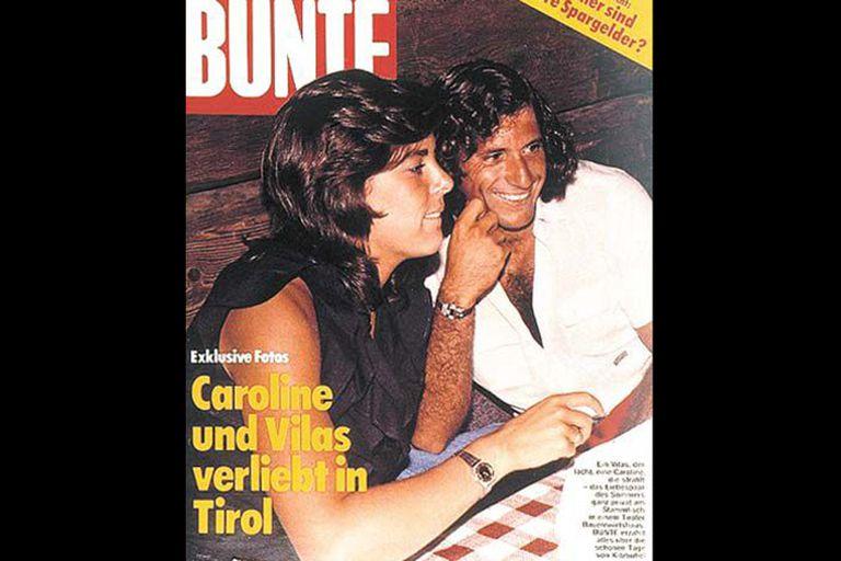 Ganó el Abierto de Mónaco en una final electrizante. Esa misma noche, en una fiesta que se hizo en la discoteca Jimmy Z, inició su relación con la princesa