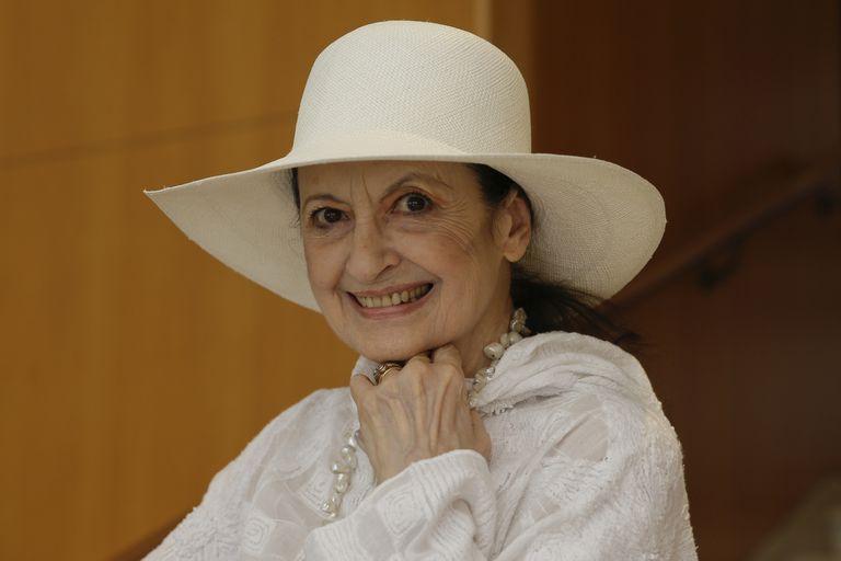 Adiós a una estrella. A los 84 años, murió la bailarina italiana Carla Fracci