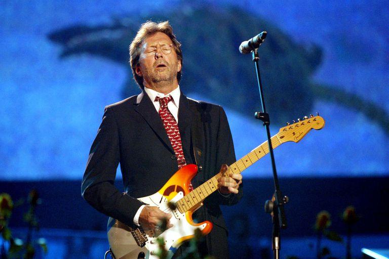 """La trágica historia que inspiró """"Tears in Heaven"""", el clásico de Eric Clapton"""