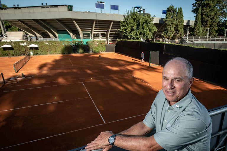 """ATP de Buenos Aires. Nido: """"El tenis no morirá, pero van a desaparecer torneos"""""""