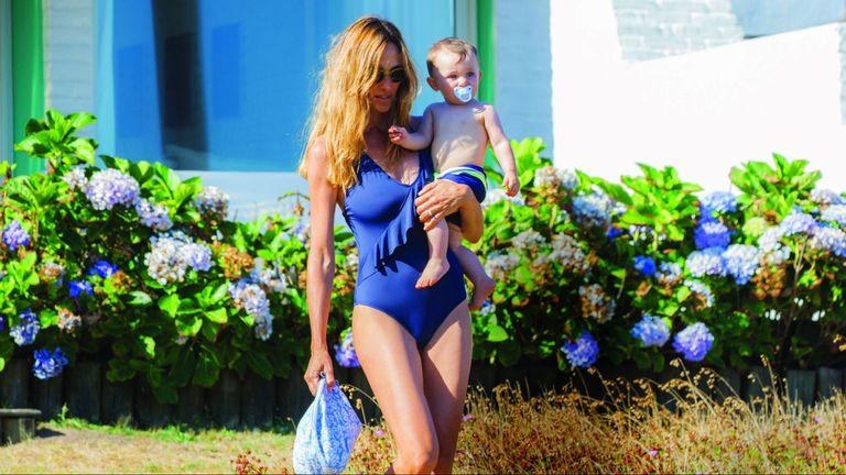 """Lara Bernasconi: """"el amor de un hijo es mágico y puro"""""""