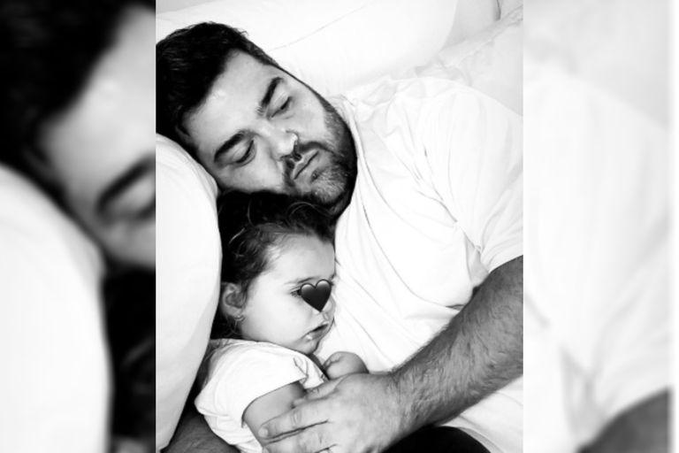 Darío Barassi contó el mal momento que vivió con su hija