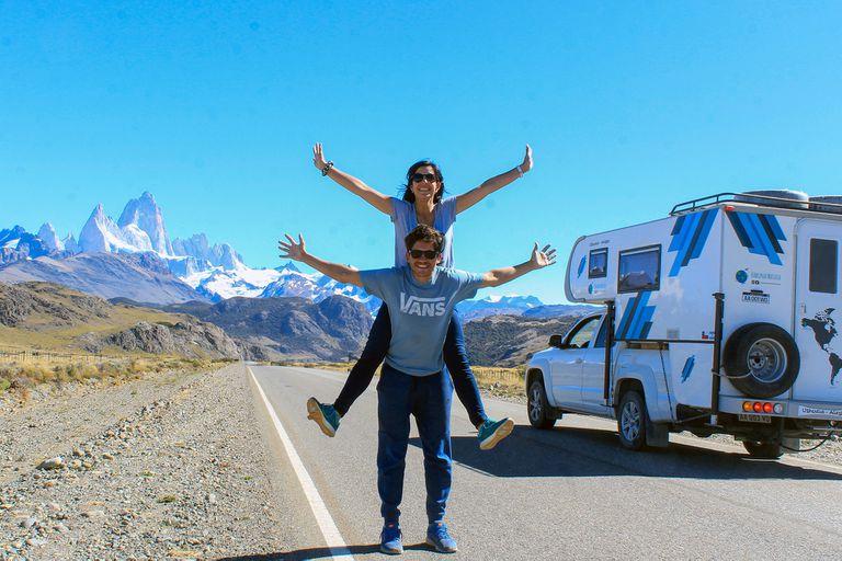 Nuevos nómadas: dejan todo para hacer del viaje un modo de vida