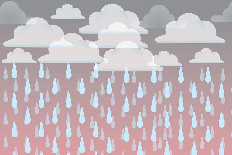 El pronóstico del tiempo para Santa Rosa para el 9 de octubre. Fuente: Augusto Costanzo