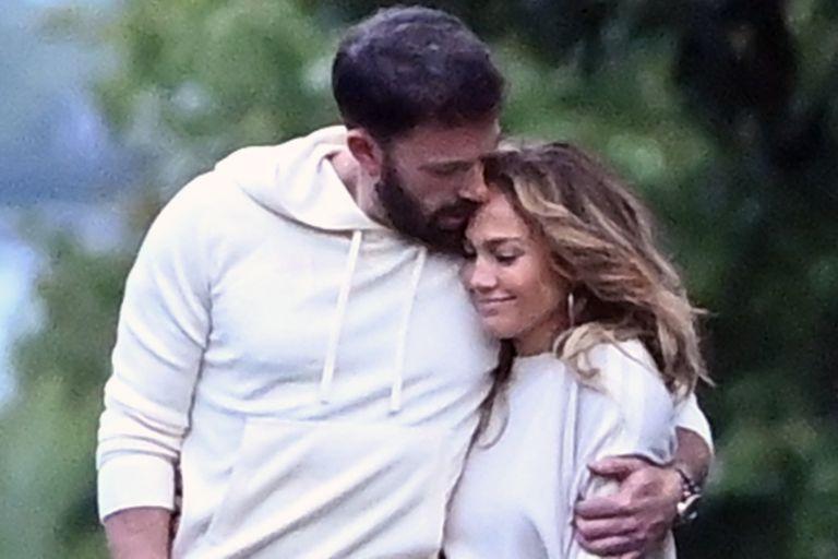 "Mientras se pasea con Ben Affleck, Jennifer Lopez revela que está en su ""mejor momento"""