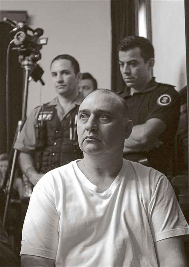 Jorge Mangeri: Portero, en junio de 2013 asesinó a Ángeles Rawson, de 16 años. Le dieron prisión perpetua