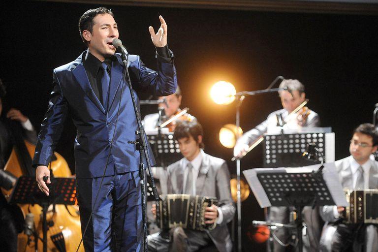 Ariel Ardit protagonizará la noche consagrada al tango y el flamenco, con Antonio Carmona, Miguel Poveda y Guillermo Fernández