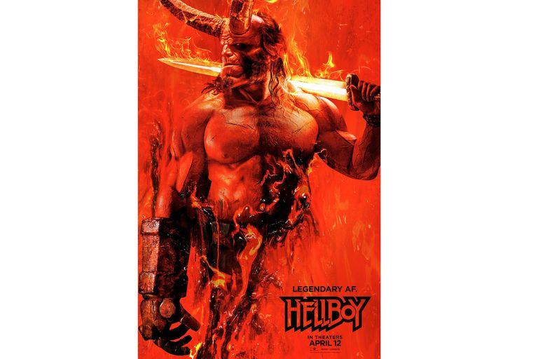 David Harbour como el nuevo Hellboy cinematográfico