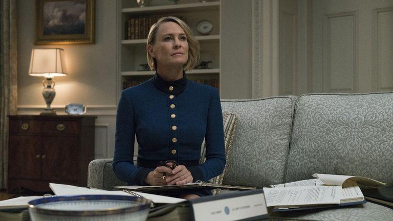 Netflix difundió el primer trailer de la serie de la que se desvinculó a Kevin Spacey tras las denuncias de acoso en su contra