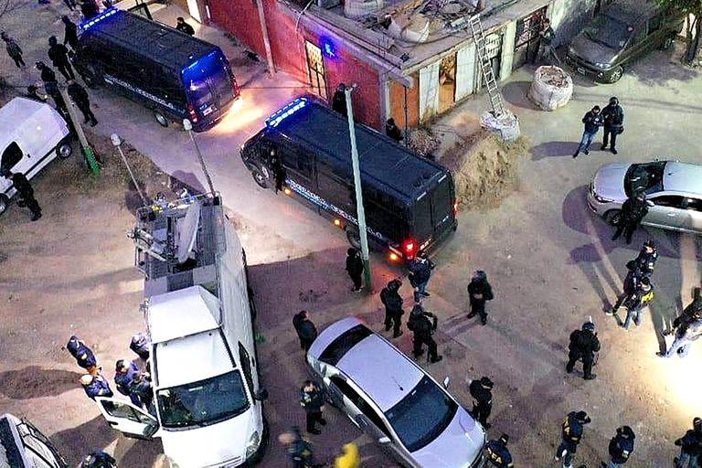 """Detuvieron en Villa Lugano a otro miembro de la narcobanda de """"Dumbo"""""""