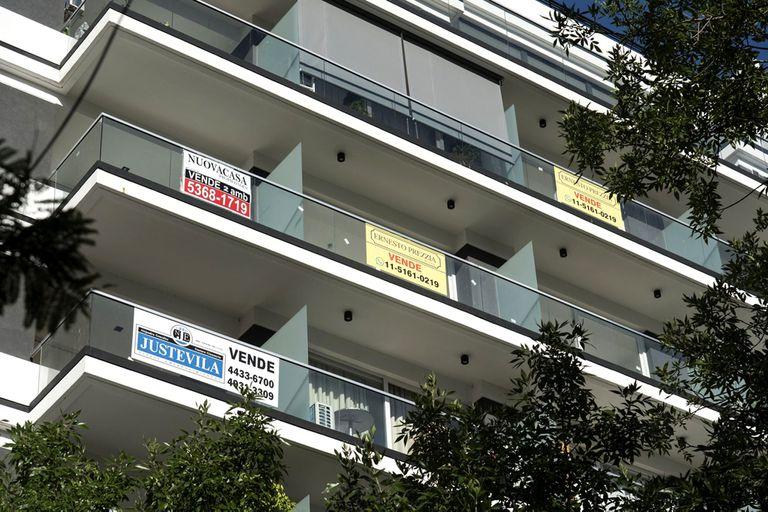 El nuevo índice permite conocer el valor real del metro cuadrado promedio en la Ciudad de Buenos Aires