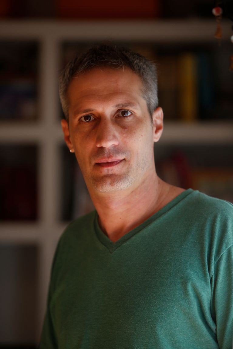 Gustavo Stancanelli, exjefe de Prensa de Greenpeace