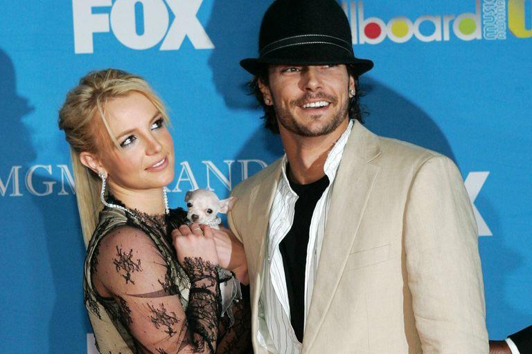 """Kevin Federline, exmarido Britney Spears, la quiere ver """"feliz y saludable"""""""