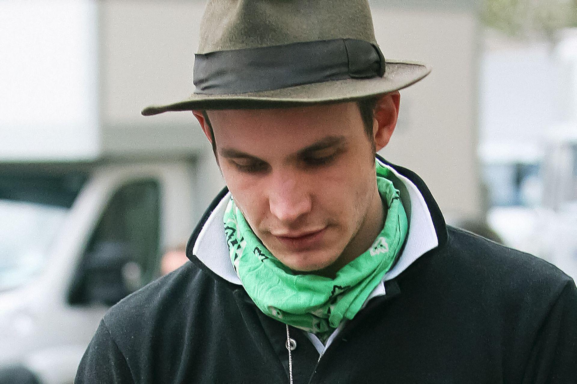 Blake Fielder-Civil se enteró de la muerte de Amy mientras estaba en prisión