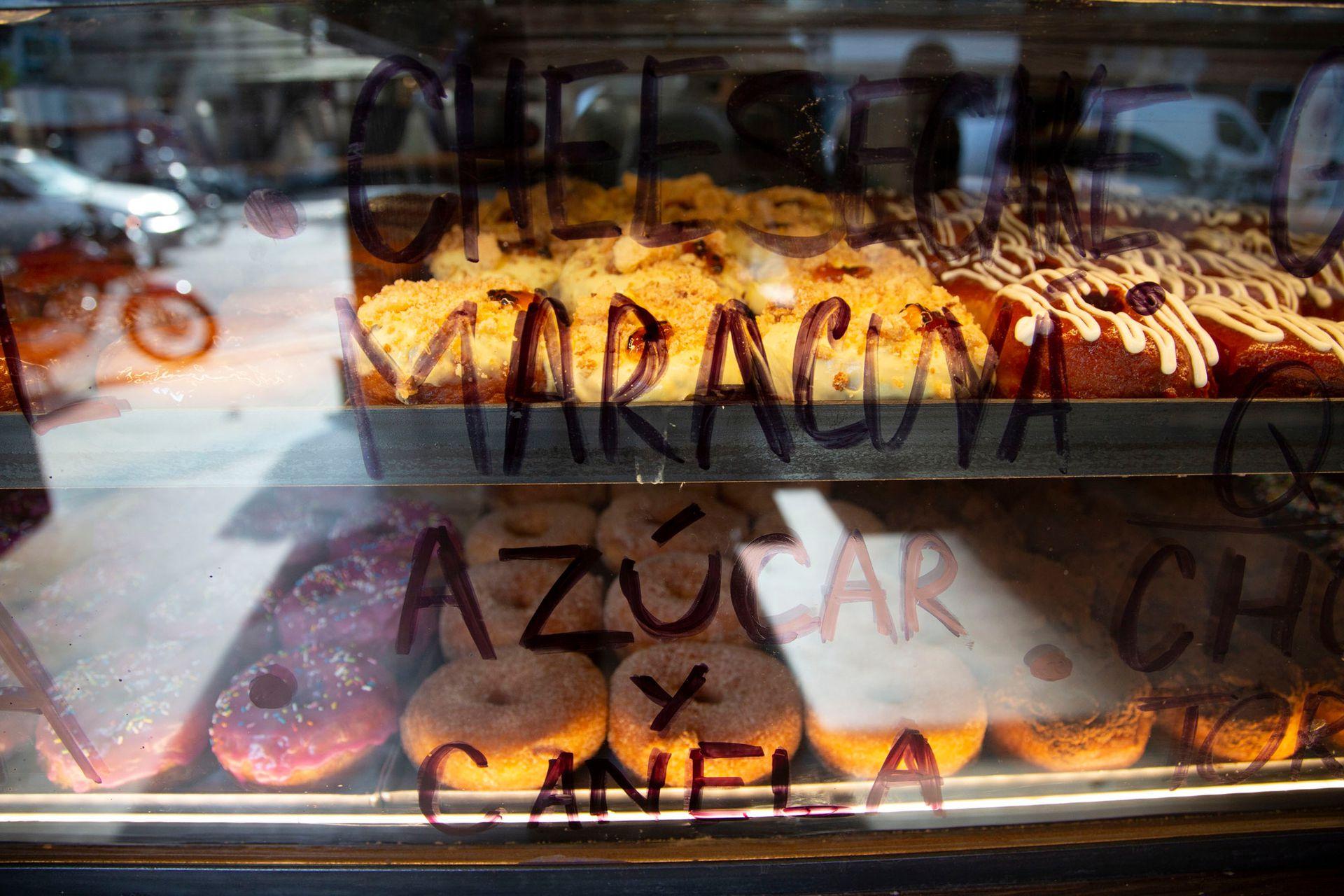 La producción de Donut Therapy lista para ser arrasada