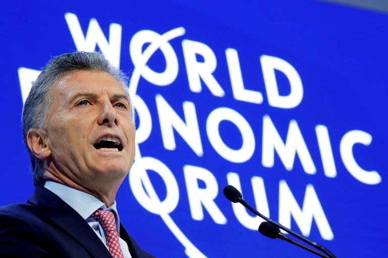 El Presidente puso el foco en la recuperación económica y los objetivos del país como presidente del G-20; habló de la corrupción y de Venezuela