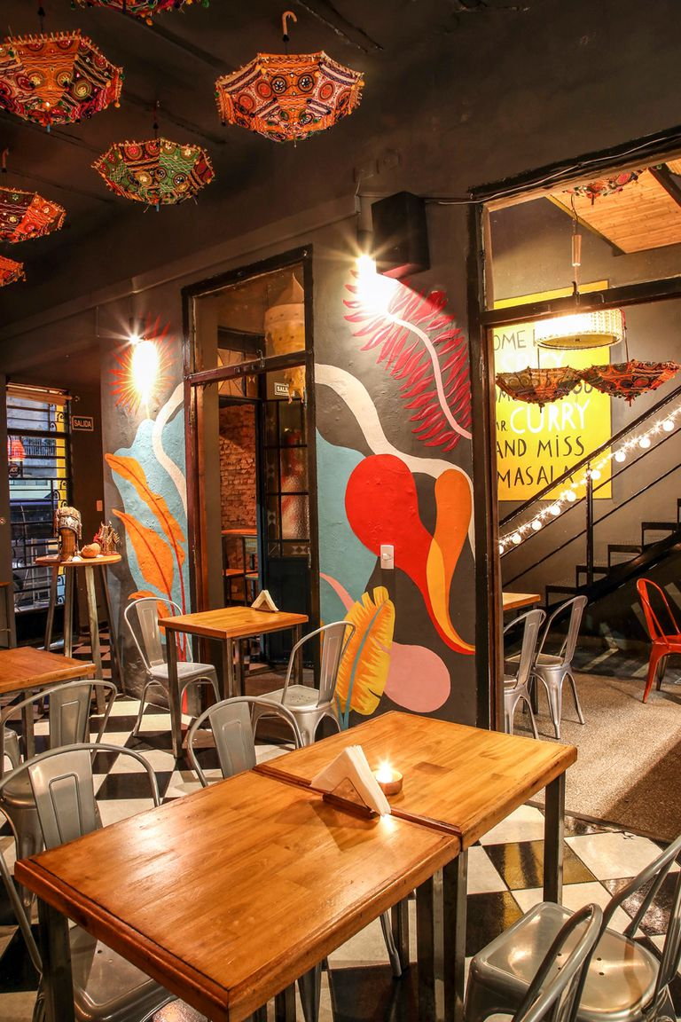 Punch curry bar: de curries y tikkas