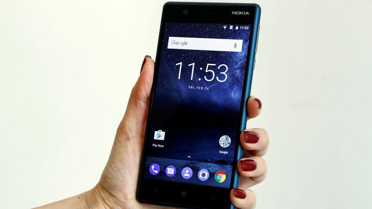 Un Nokia 6