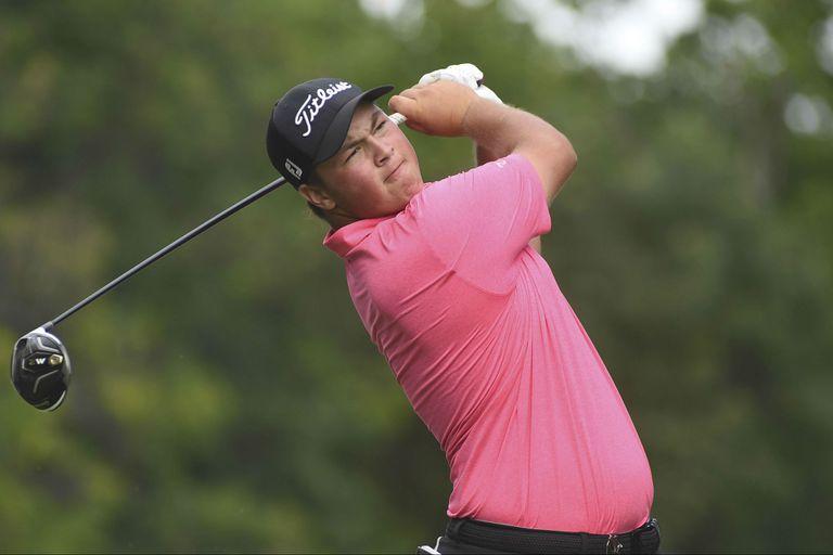Abel Gallegos, formado en Las Mulitas Golf Club y que tiene un golf desprejuiciado en México