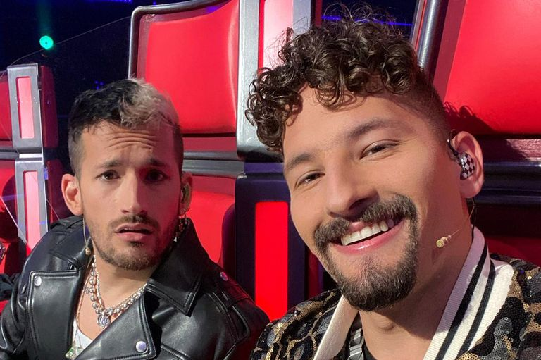 La Voz: Mau y Ricky hablaron de su relación familiar y sorprendieron a Ricardo Montaner