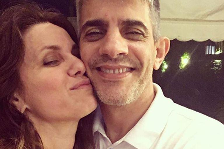 El sugestivo mensaje de Pablo Echarri y Nancy Dupláa