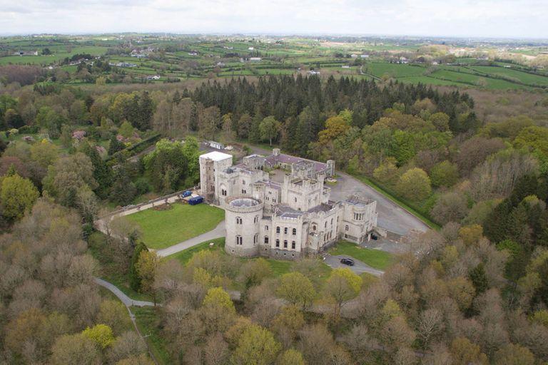 Venden uno de los castillos donde se filmó Game of Thrones por 650 mil dólares